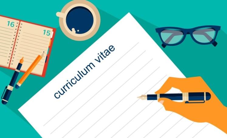 plantilla GRATIS de curriculum vitae