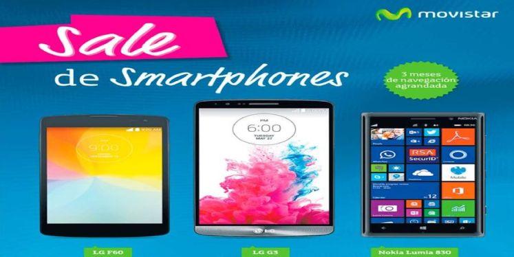 new smartphone sopping movistar el salvador