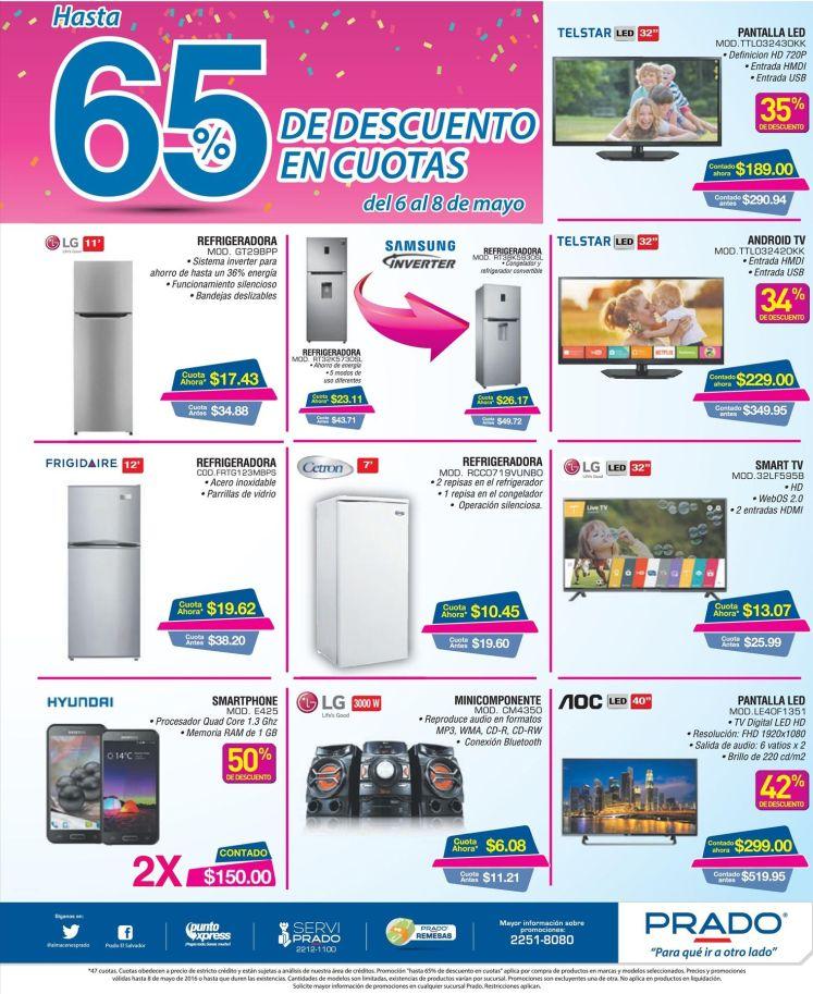 ATENCION Almacenes PRADO tiene hasta 65 off en sus salas de venta