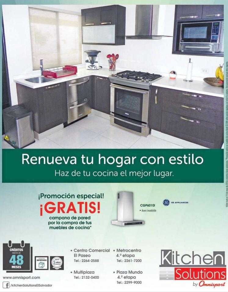 Mama desea una remodelacion completa de su cocina