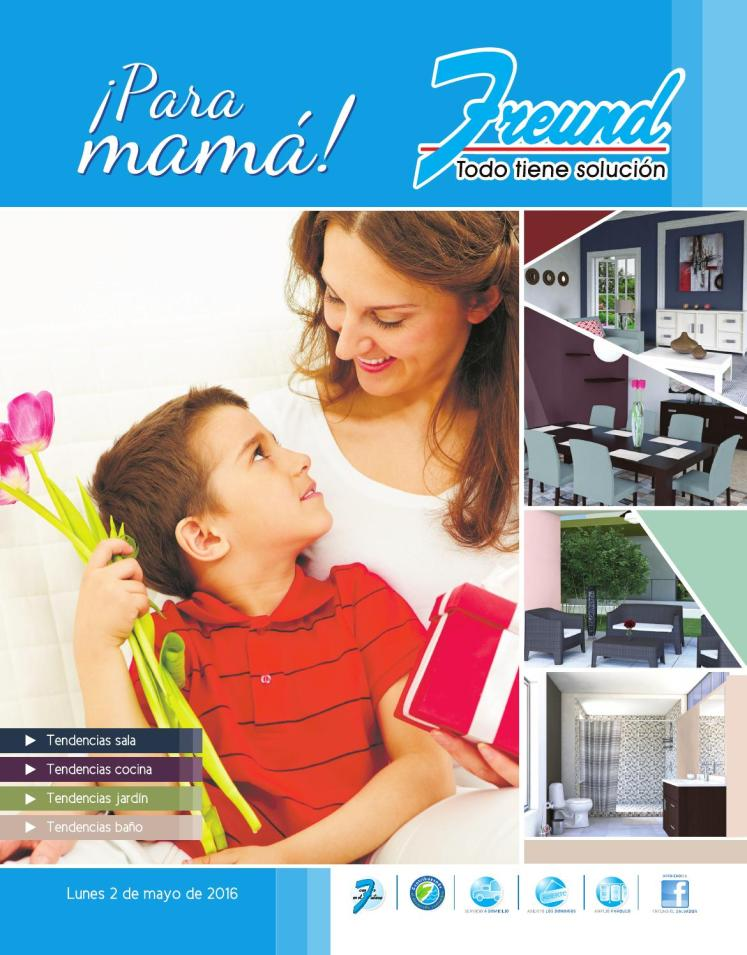 Tendencias HOMECENTER para mama en ferreteria freund el slavador