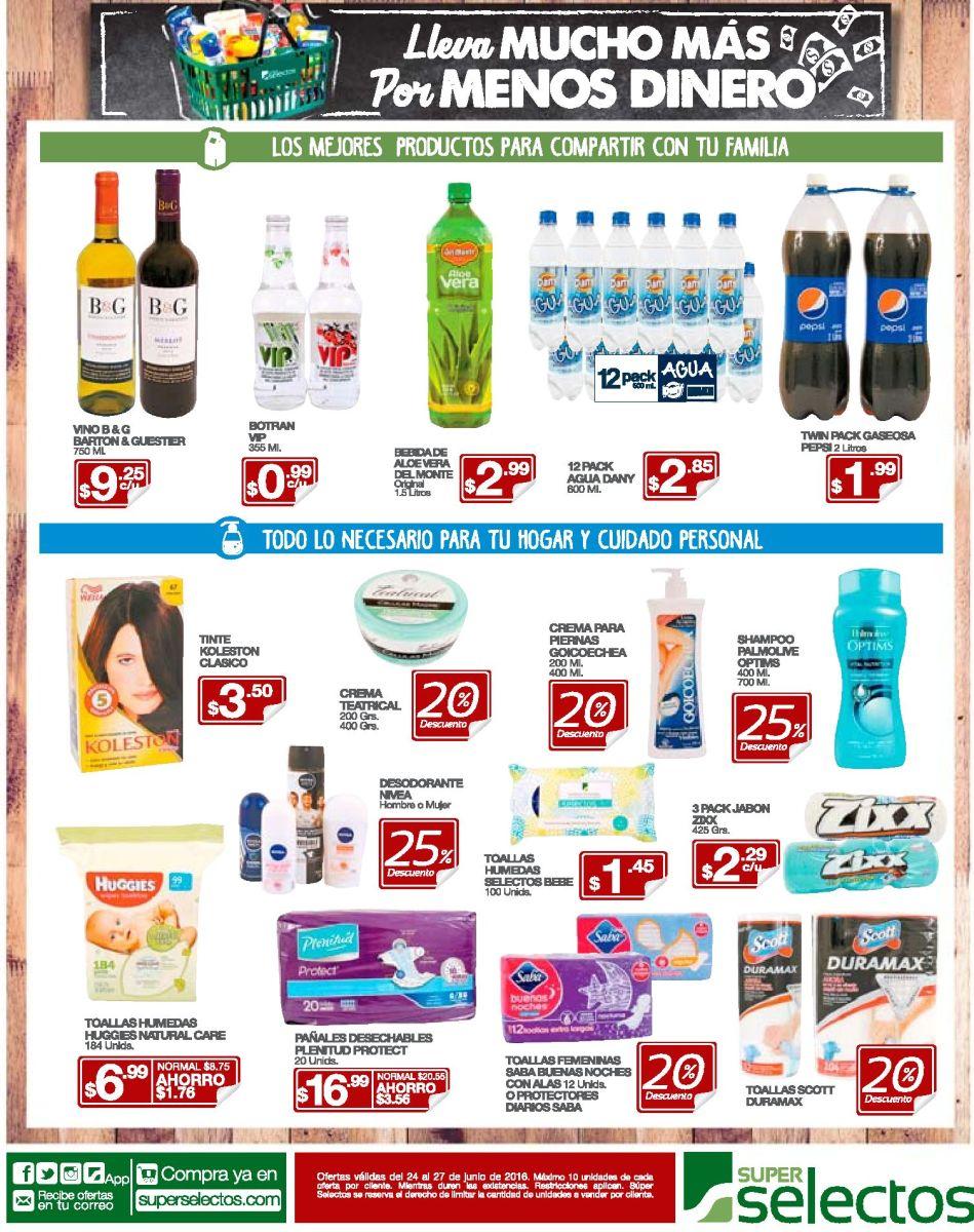Aqui van las ofertas de VIERNES en los supermercados (24-jun-16)