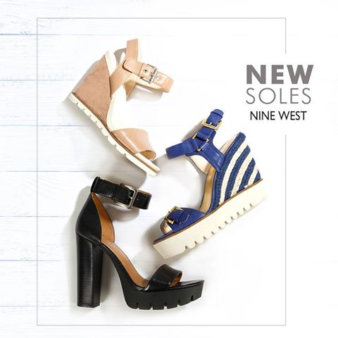 NEW SOLES nine west shoes trend