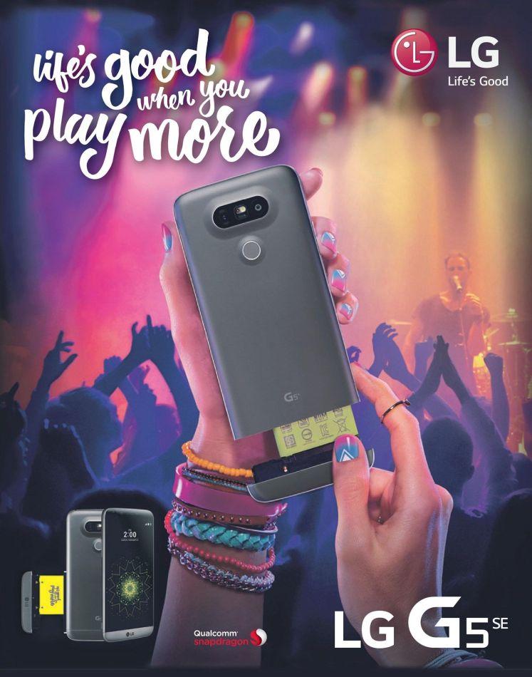 Como funciona el nuevo smartphone LG G5 se