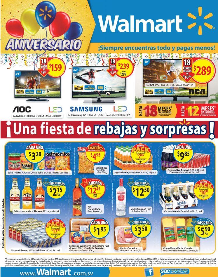 Date gusto con las ofertas WALMART products package deals