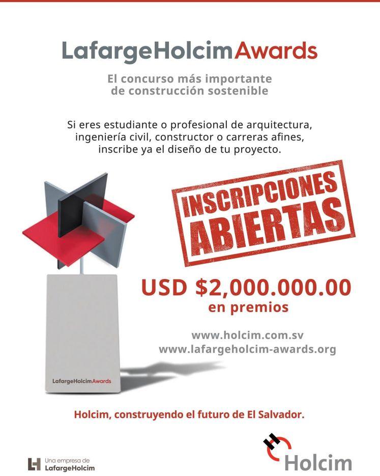 Lafarge HOLCIM awards contest