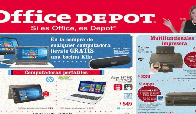 Catalogo office depot ofertas en el mes de la - Hogarium catalogo de ofertas ...