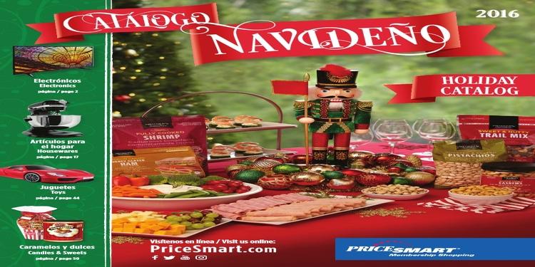 catalogo de navidad 2016 pricesmart elsalvador