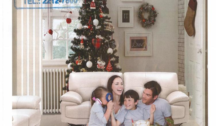 Estilo y calidad ferrocentro estrena muebles en navidad for Muebles decorados de navidad