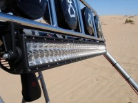 Holder Off-Road LED light bar: Off-Road.com