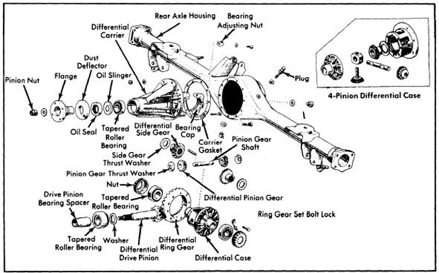 1994 Toyota Pickup Front Steering Diagram Wiring Schematic Diagram