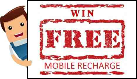 [Announced] Free Mobile Recharge Contest From Offertalk (10 Winners) featured contests