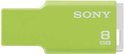 Sony 8GB Micro Get Sony 8GB Micro Vault Tiny Pen Drive in just Rs.297