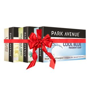 Set of 3 Park Avenue Fragrant Soaps at Just Rs.48 Only perfume deodorants discount 2