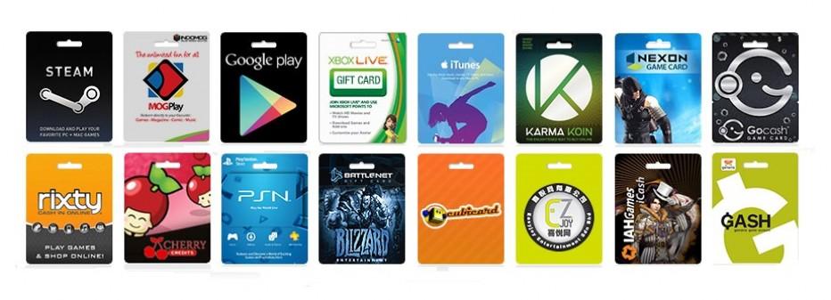 20 Top Online Games Reload Cards OffGamers Blog