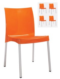 Orb Classroom Chairs (Box of 4)