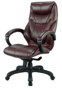 Office Chairs: Executive Office Chairs Leather