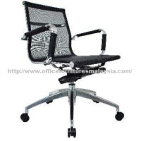 Low Back Director Office Chair Prisma - Longlasting PU Chair