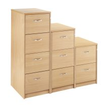 Primary Storage 2 Drawer Filing Cabinet