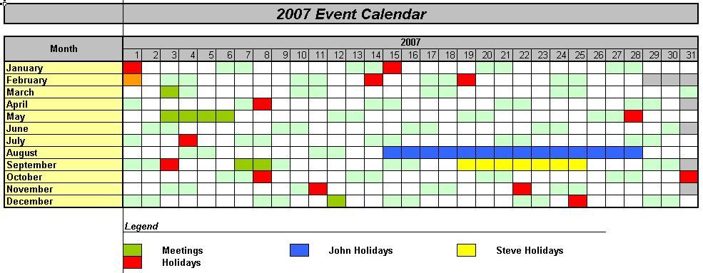Generate Month Calendar Image How To Create A Free Printable Photo Calendar Officehelp Macro 00037 Traditional Calendars For Excel