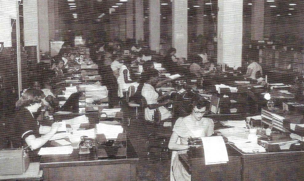 Secretaries, Pentagon, US Department of Defense, 1943 The - resume for school secretary