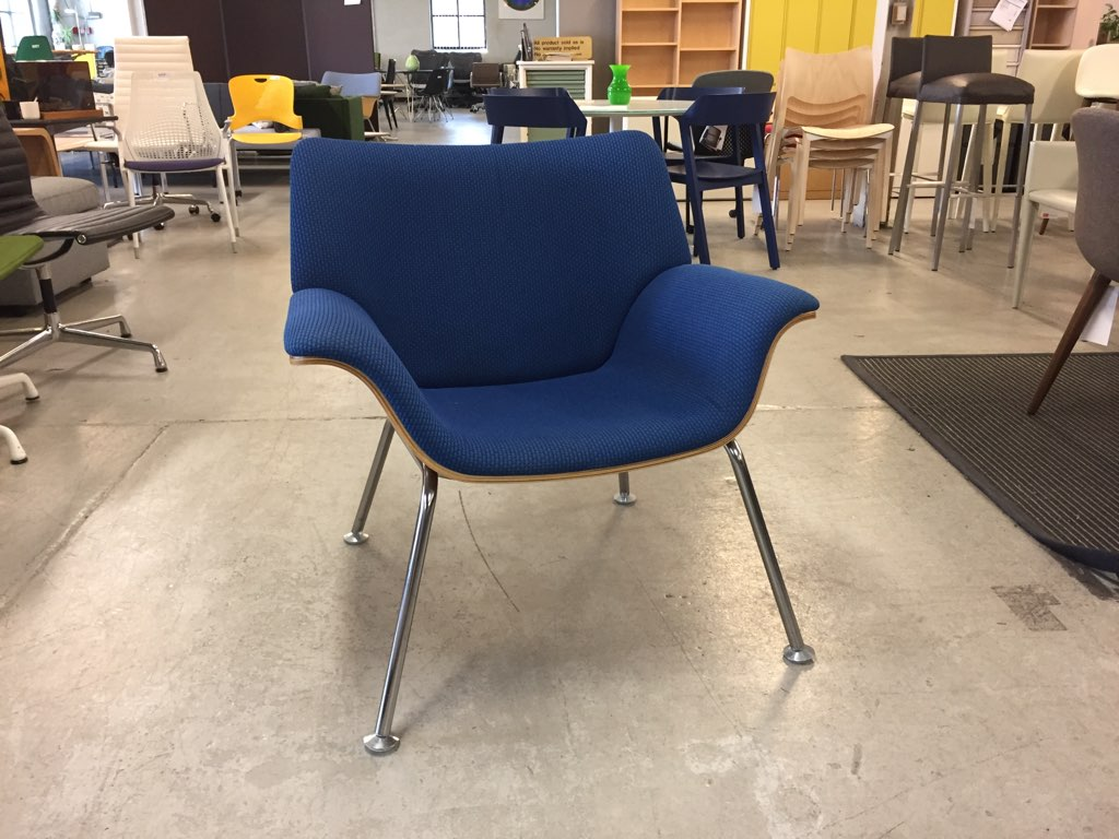 Swoop Plywood Lounge Chairs Office Outlet