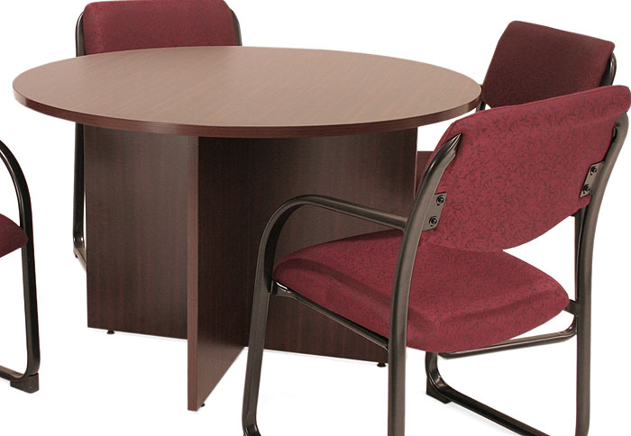 Round Conference Table, Round Meeting Table - OfficePope