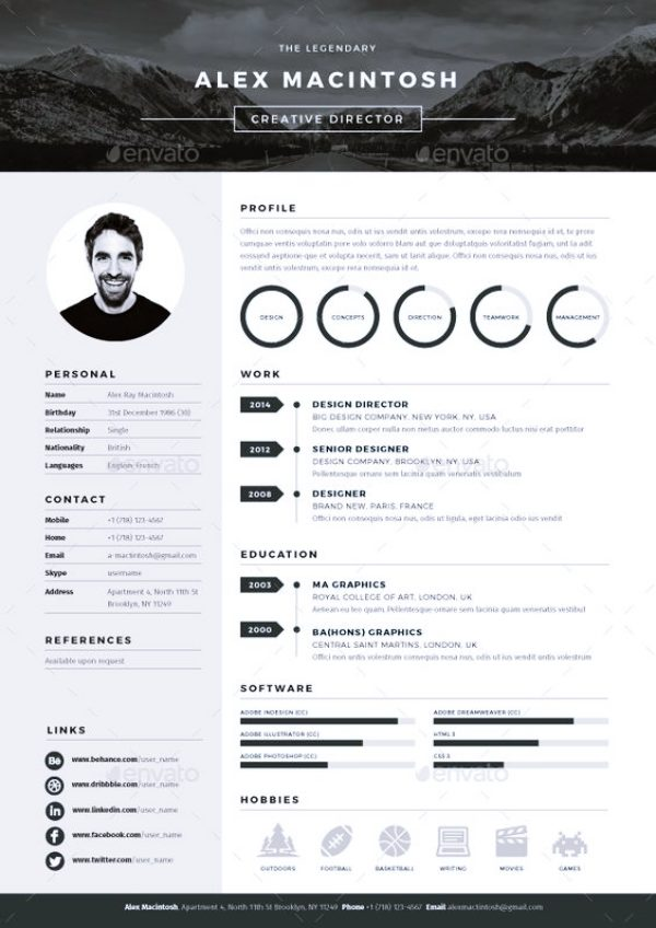 How To Make An Impressive And Professional Resume -