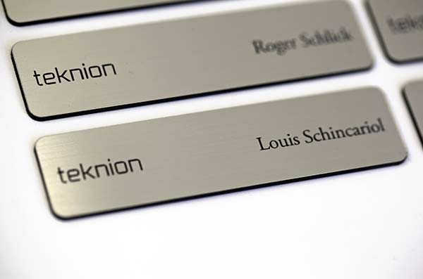 Engraved Name Tags Premium Name Badges