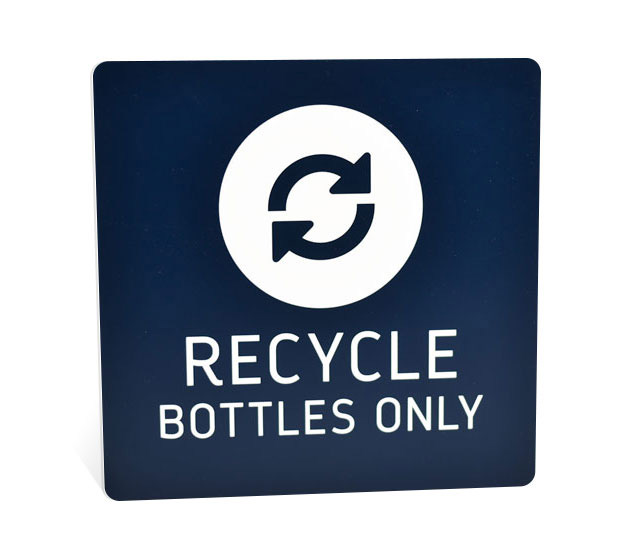 Recycling Signs And Trash Office Signs Garbage Signs