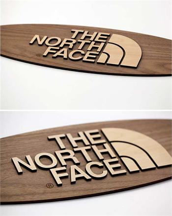 Wood Signs - 2 Tone Dimensional Letters
