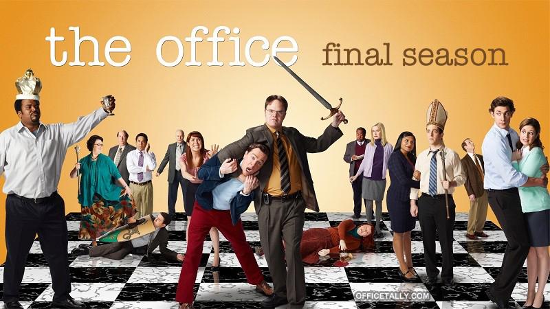The Office Season 9 poster \u2022 OfficeTally