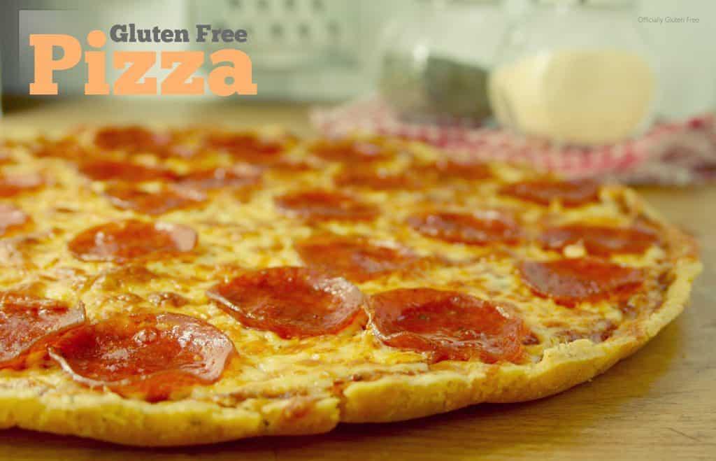The Best Gluten Free Pizza - Officially Gluten Free