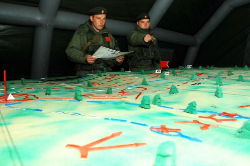 Russian Ministry of Defense photo