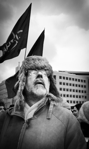 Protest in Moscow against alleged election fraud, December 24, 2011 (Anna Kucherova)