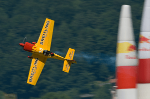Red Bull Air Race in Interlaken 2007 (Photo: Oliver Sterchi)
