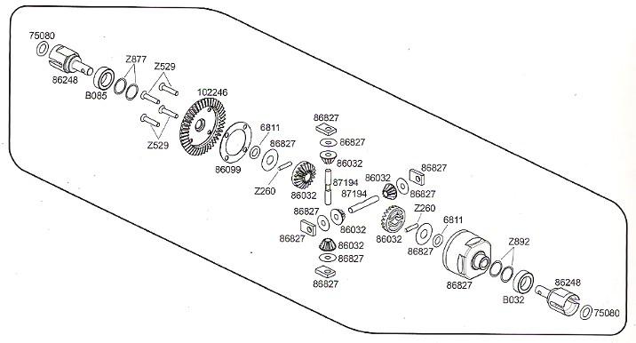 97 f150 engine del Schaltplan