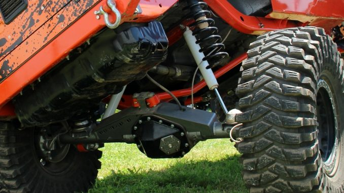 Differential Gear Ratio to Tire Size Guide Offroaders