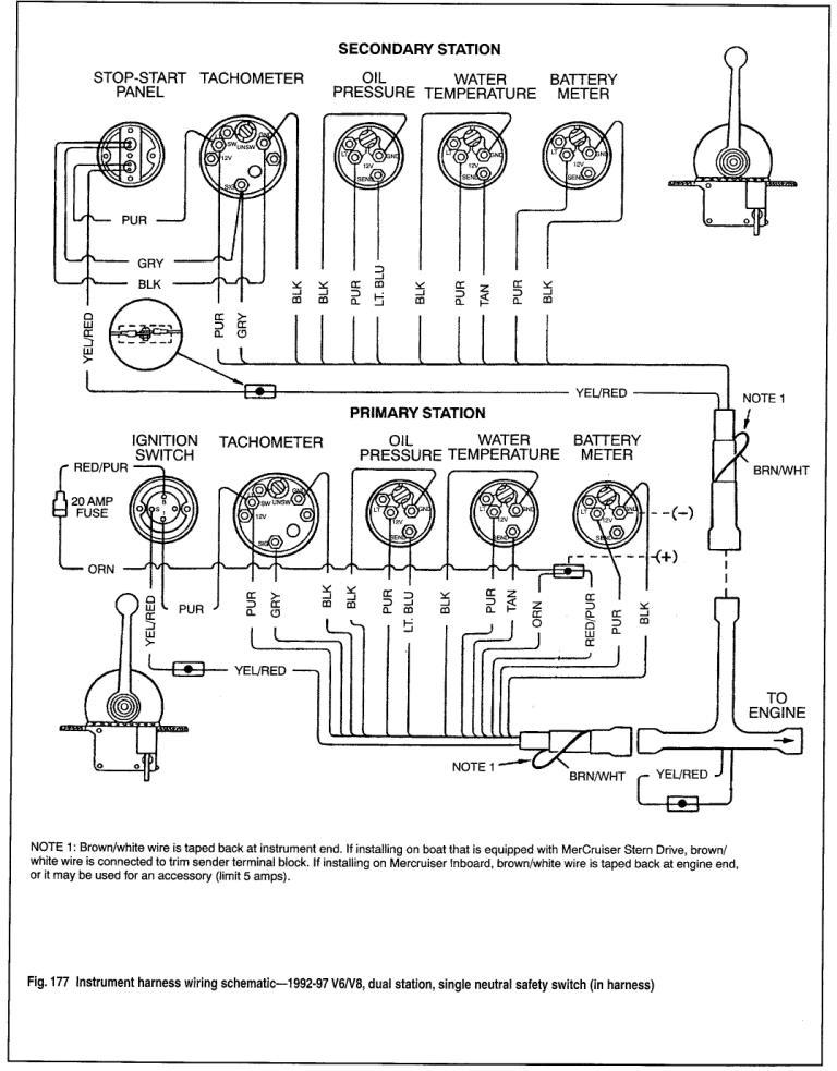 Chris Craft Wiring Diagram V8 Wiring Diagram