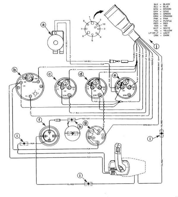 Mercury Trim Diagram - Best Place to Find Wiring and Datasheet Resources