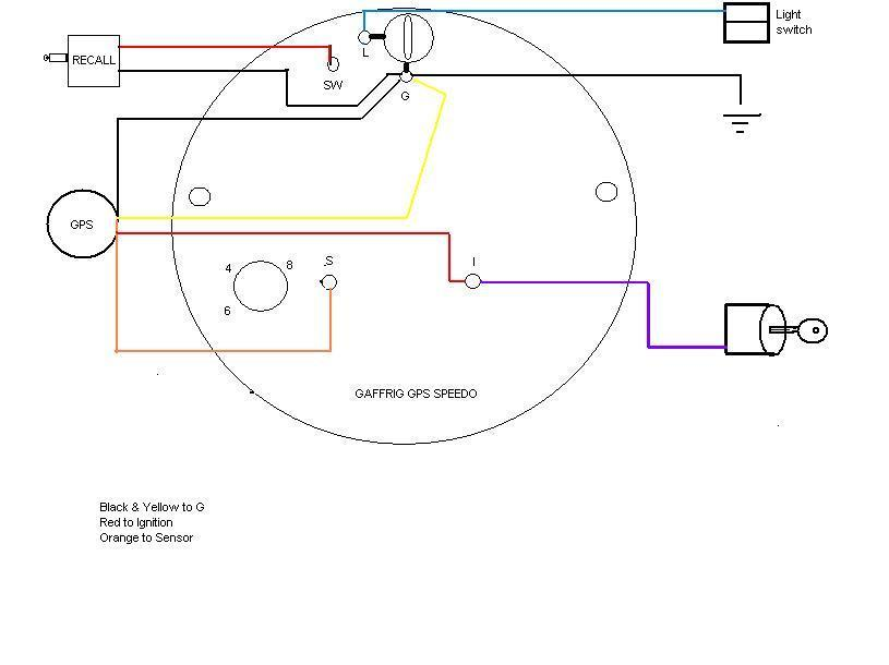 gps wiring diagram