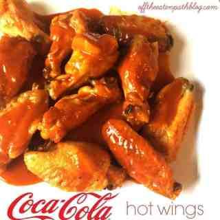 coke wings hero image
