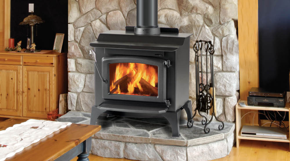 4 Simple Ways To Retain More Heat From Your Wood Burning Stove Off The Grid News