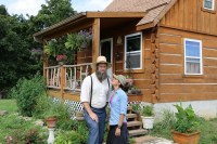How To Build An Off-Grid Home Without ANY Construction ...