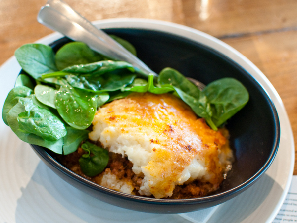 Yabby Lake cottage pie