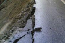 Avolasca, chiuso un tratto della strada provinciale