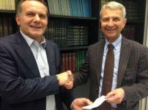 La Fondazione Michelin sviluppo ha premiato le aziende  Ise  di Alessandria  e Posidonia di Novi Ligure
