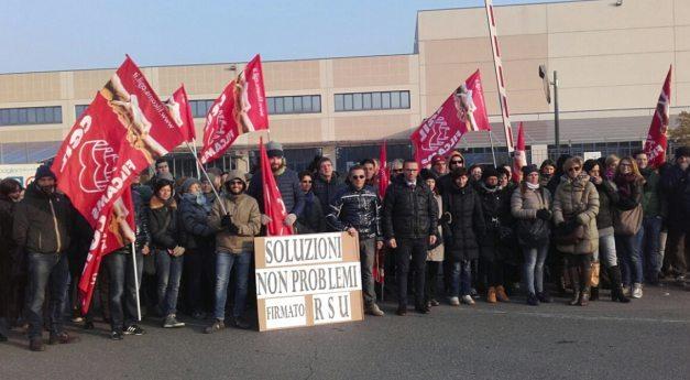 """La Cgil: """"dichiarati 43 esuberi alla Paglieri di Pozzolo"""""""