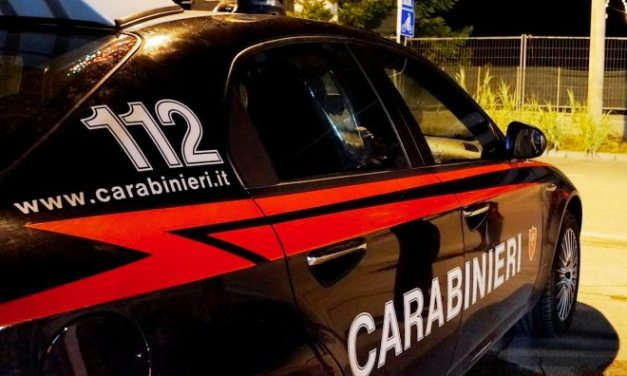 Pontecurone, aveva rubato al bar, arrestato un italiano che deve scontare 4 mesi di carcere