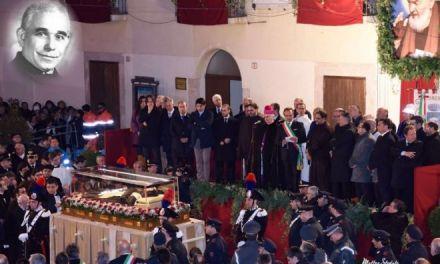 Intitolato un asilo a Don Orione nel comune di San Giovanni Rotondo. Prossimo un incontro tra Bardone e Pompilio